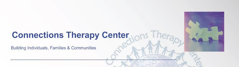 Connections Therapy Center - Building Individuals, Families & Communities